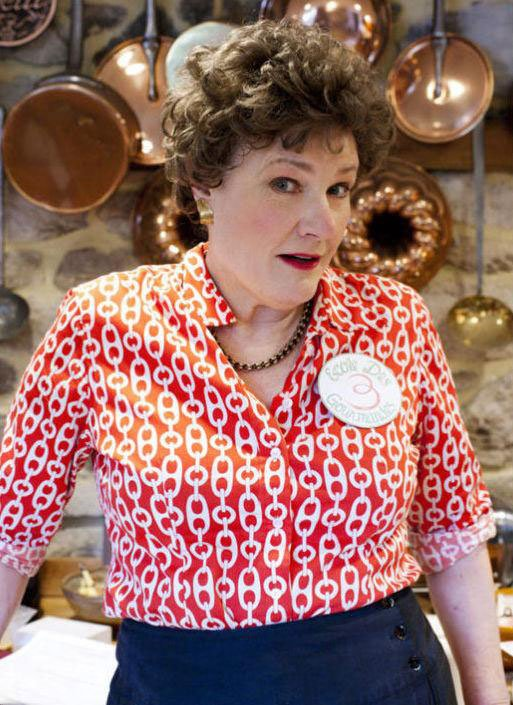 Linda Kenyon as Julia Child